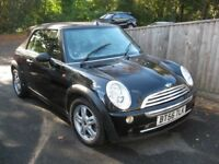 2007 MINI ONE CONVERTIBLE MANUAL MOT JUNE POSS PART X