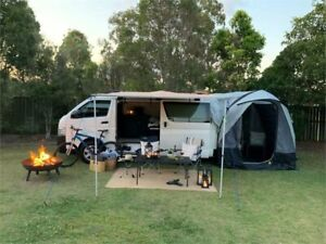 2015 Toyota HiAce TRH201R LWB White 6 Speed Automatic Van Burleigh Heads Gold Coast South Preview