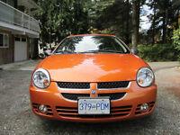 2005 Dodge SX 2.0 Sedan - Manual Transition - Excellent Conditio