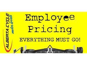 All In Stock Suzuki Sport Bikes On Sale - Employee Pricing Event