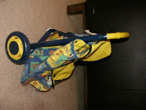 Back Pack with 2 Wheeled Towing Cart. REDUCED! Regina Regina Area image 4
