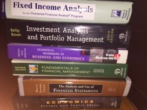 Accounting, Finance, Economics Text Books