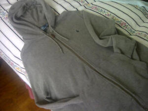exceptional Polo (Ralph Lauren) and H&M hoodies - large