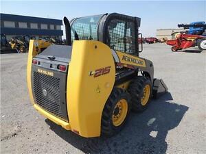 2015 New Holland L215 - 57hp, 1,500lbs lift,  3 Year Warranty Regina Regina Area image 4