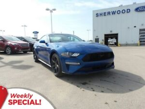 2018 Ford Mustang EcoBoost - Black Appearance Pack, Rear Camera