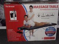 master massage table