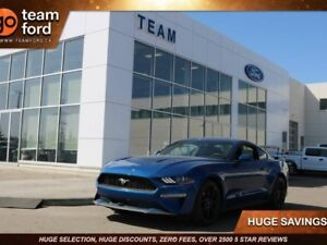 2018 Ford Mustang ECOBOOST, 100A, SYNC, MYKEY, REAR CAMERA, MAUN