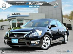2013 Nissan Altima -FUEL EFFICIENT-LEATHER INTERIOR- FLASHY