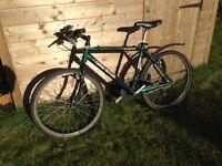 Adult Claude Butler aluminium Magna bike £50
