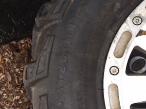 4 atv tires and wheels