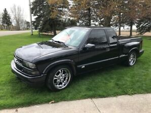 2002 S10 Extended Cab