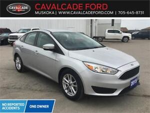 2015 Ford Focus Sedan SE Certified Used car Winter Pkg!!