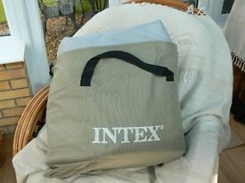 Self inflating Intex guest bed