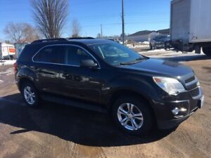 2010 CHEV EQUINOX  FWD BLACK LOADED
