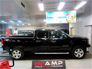 "2011 GMC Sierra 2500HD 20"" WHEELS 4X4 DIESEL DURAMAX LOADED RAR!"