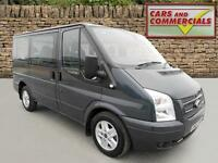 2012 FORD TRANSIT TOURNEO 280 SWB Limited 125ps 9 Seats