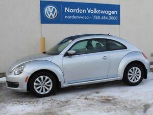 2013 Volkswagen Beetle Coupe 2.0 TDI COMFORTLINE - VW CERTIFIED