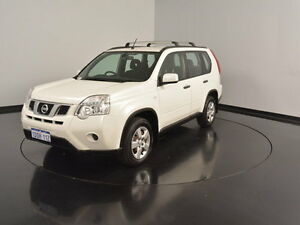 2011 Nissan X-Trail T31 Series IV ST White 1 Speed Constant Variable Wagon Welshpool Canning Area Preview