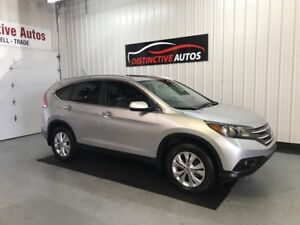2014 Honda CR-V Touring AWD/LEATHER/NAVIGATION/BACKUP CAMERA