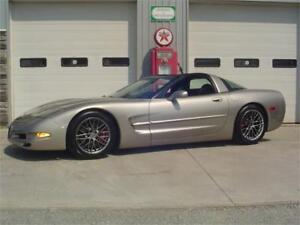 1999 Chevrolet Corvette Coupe w/ ZR1 Wheels