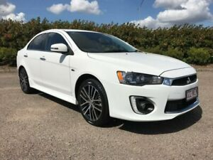 2016 Mitsubishi Lancer CF MY16 LS White 6 Speed Constant Variable Sedan Garbutt Townsville City Preview