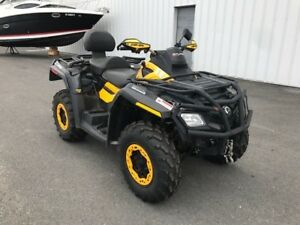 2012 CAN AM Outlander 800R  XTP