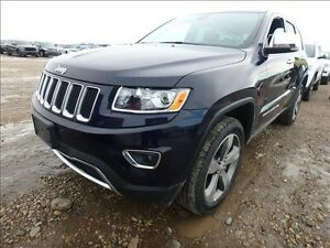 2015 Jeep Grand Cherokee LTD 4x4 *Nav/Lthr