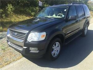 2007 Ford Explorer XLT NEW MVI, 4X4