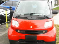 2006 Smart Fortwo 0.8L 3CYL Coupe (2 door)