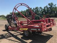 Anderson IFX-660 Inline Round Bale Wrapper Brandon Brandon Area Preview