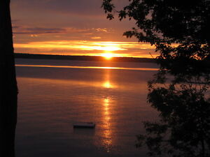 SEVERAL LARGE PRIVATE WATERFRONT RV LOTS AVAILABLE ON GRAND LAKE