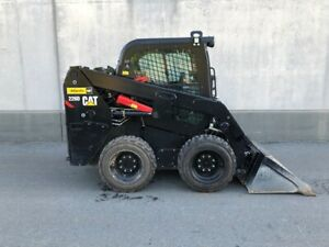 2016 Cat Skid Steer