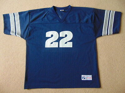 Vintage Dallas Cowboys NFL American Football Jersey - Smith #22 - Mens Large