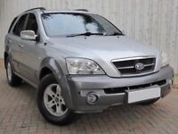 Kia Sorento 2.5 CRDI XE ....Very Low Mileage for Year....Service History....Excellent Throughout