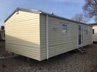 Beautiful caravan ex demonstrator available with huge discount