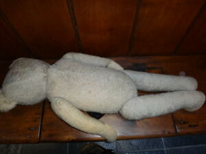 Antique English Teddy Bear c. 1920 West Island Greater Montréal image 6