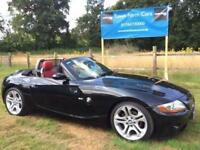 2003 BMW Z4 3.0 SE Roadster 2 door Convertible