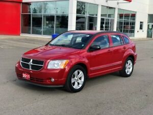 2011 Dodge Caliber SXT 4dr FWD Hatchback