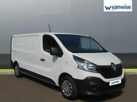 2016 Renault Trafic LL29dCi 115 Business Van Diesel white Manual