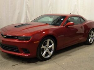 2015 Chevrolet Camaro 2SS 2dr Coupe Manual w/ Leather, Sunroof,