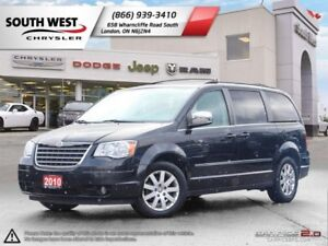 2010 Chrysler Town & Country | Sunroof | GPS | Alloy Wheels