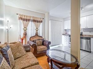 3BR 2WR Townhouse in Brampton near Royal Orchard & Bovaird