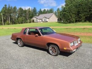 1982 Olds Cutlass Sepreme