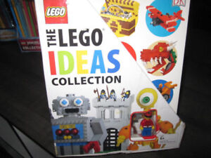 Lego Ideas,Lego Ninjago, Star War Collection, NEW book sets