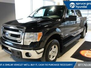 2013 Ford F-150 XLT SUPERCREW, REMOTE STARTER, ECO BOOST