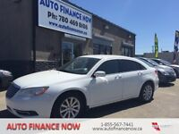 2011 Chrysler 200 $88 biweekly WE FINANCE ALL INSTANT CREDIT !!