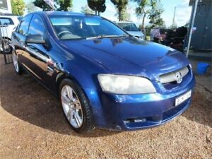2007 Holden Commodore VB L Sedan 4dr Auto 3sp 2.8 Blue Automatic Sedan Minchinbury Blacktown Area Preview