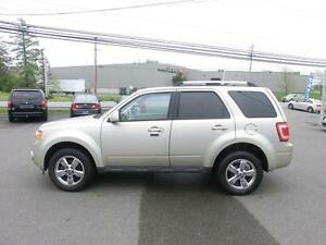 2011 Ford Escape Limited  $126 Bi-wkly OAC