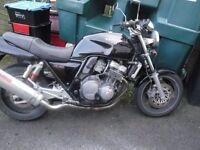 400cc super four