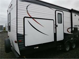 2016 DUTCHMEN ASPEN TRAIL 3010 BHDS! USED 3 TIMES! $26495!! London Ontario image 3